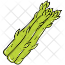 Asparagus Vegetable Green Vegetable Icon