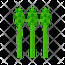 Asparagus Healthy Food Icon