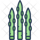 Asparagus Harvest Bunch Icon