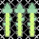 Asparagus Vegetable Healthy Icon