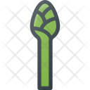 Asparagus Food Vegetable Icon