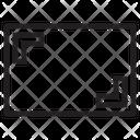 Aspect Ratio Icon