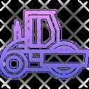 Asphalt roller Icon
