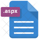 Aspx File Paper Icon