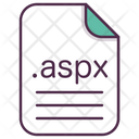 Aspx File Document Icon