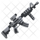 Rifle Gun Weapon Icon