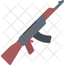 Assault Rifle Gun Weapon Icon