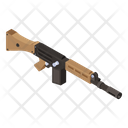Gun Weapon Firearm Icon