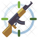 Assault Rifle Rifle Weapon Icon