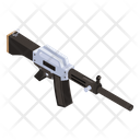 Gun Weapon Assault Weapon Icon
