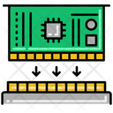 Assemble Parts Hardware Customize Parts Icon