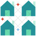 Assembly Layout House Icon