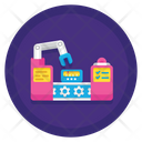 Assembly Machine Icon