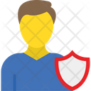 Assent Man Compliance Officer Concession Icon
