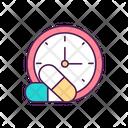 Testing Medicine Assessment Icon