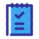 Assessment Checklist Clipboard Icon