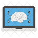Assessment Brain Assessment Neural Network Icon
