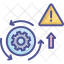 Assessment Danger Process Icon