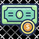 Asset Money Cash Icon
