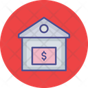 Asset Pricing House Financing House Price Icon