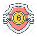 Asset Asset Protection Bitcoin Icon