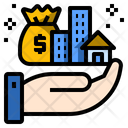 Assets Property Households Icon