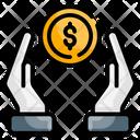 Assets Money Benefit Icon