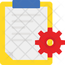 Assignment Management Project Management Icon