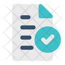 Assignment Task Education Icon