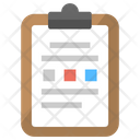 Assignment Task Homework Icon