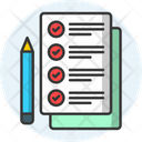 Assignment Homework Education Icon