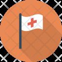 Assistance Flag Medicalflag Icon