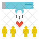 Assistance Support Help Icon