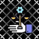 Assistance Compliance Regulatory Icon