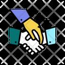 Assistance Maintaining Etiquette Icon