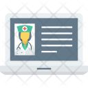 Assistant Avatar Doctor Icon