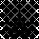 Assistant Parachute Person Icon