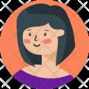 Woman Female Person Icon