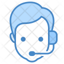 Assistant Person Lady Icon