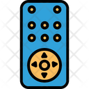 Assistive Technology Electronic Device Remote Control Icon