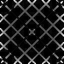 Atom Network Star Icon