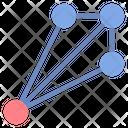 Star Diagram Pattern Icon