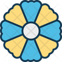 Aster Aster Flower Blossom Icon