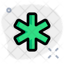 Asterisk Key Icon