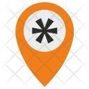 Asterisk Point Icon