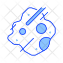One Asteroid Icon