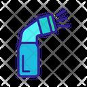 Asthma Inhaler Icon