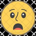 Astonished Emoji Icon