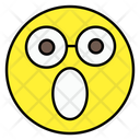 Astonished Emoji Emotion Emoticon Icon