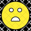 Astonished Emoji Emoticon Emotion Icon